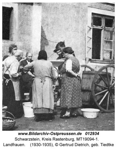 Schwarzstein, Landfrauen