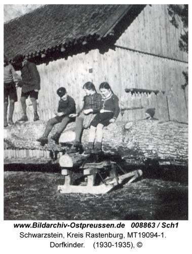 Schwarzstein, Kinder