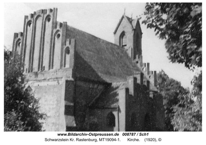 Schwarzstein, Kirche
