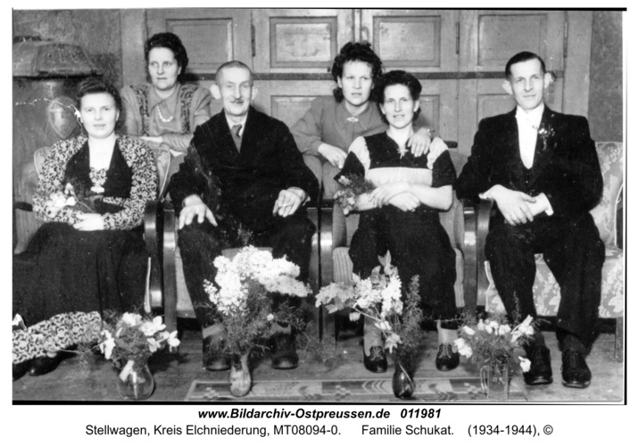 Stellwagen, Familie Schukat