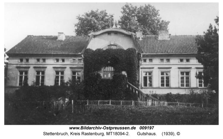 Stettenbruch, Gutshaus