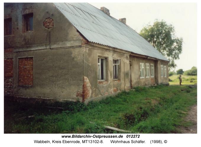 Wabbeln, Wohnhaus Schäfer