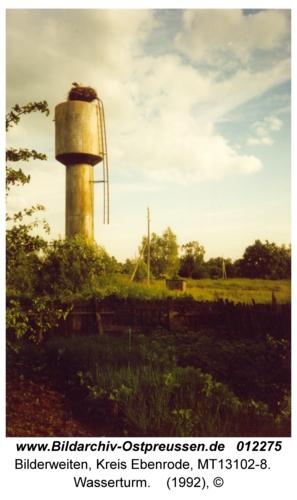 Bilderweiten, Wasserturm