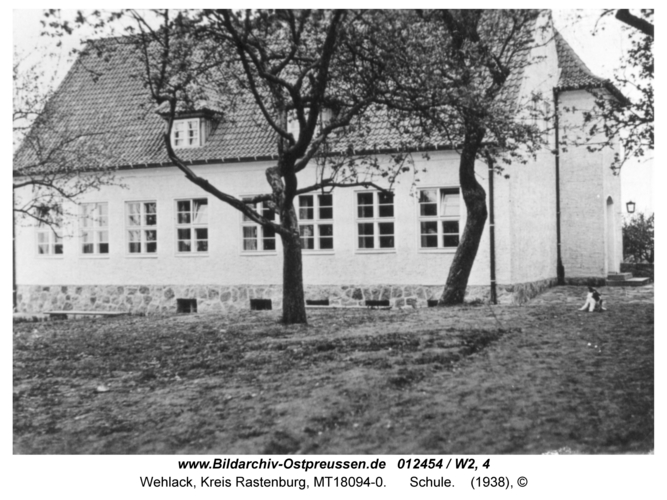 Wehlack, Schule