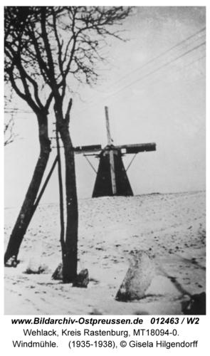 Wehlack, Windmühle