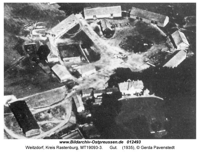 Weitzdorf, Gut