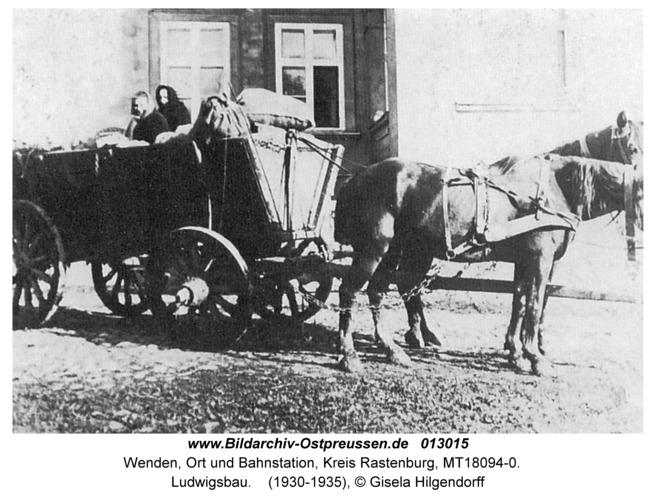 Wenden, Ludwigsbau