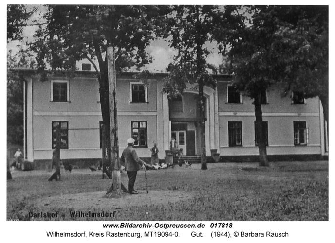 Wilhelmdorf, Gut
