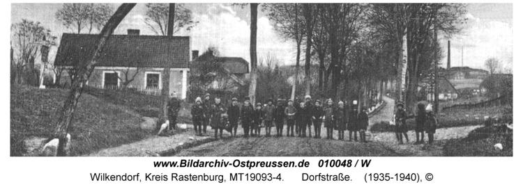 Wilkendorf, Dorfstraße