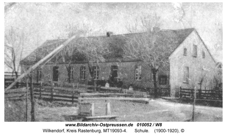 Wilkendorf, Schule