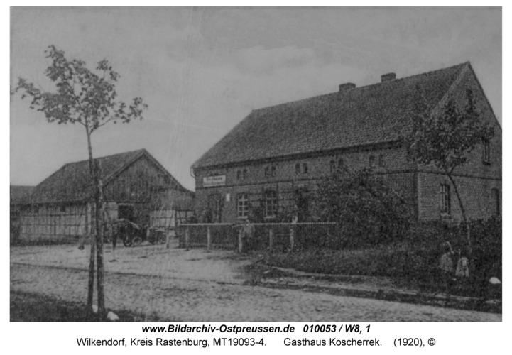 Wilkendorf, Gasthaus Koscherrek