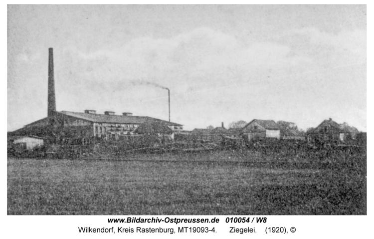 Wilkendorf, Ziegelei