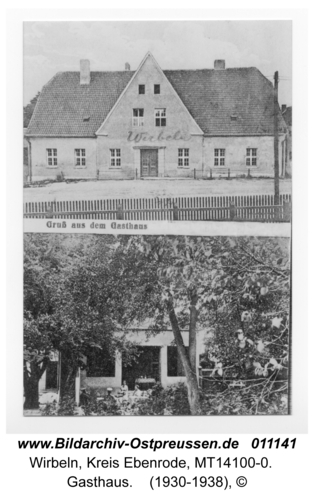 Wirbeln, Gasthaus
