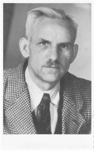 Herdenau, Präzentor Emil Kiupel
