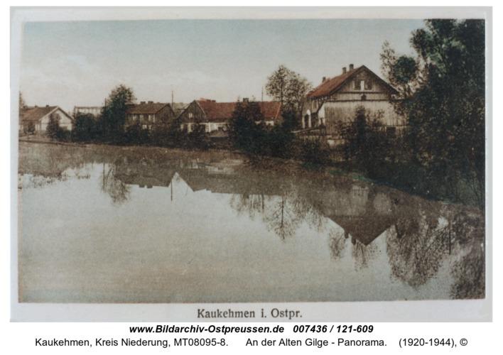 Kuckerneese, An der Alten Gilge - Panorama