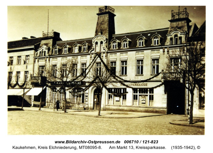 Kuckerneese, Am Markt 13, Kreissparkasse
