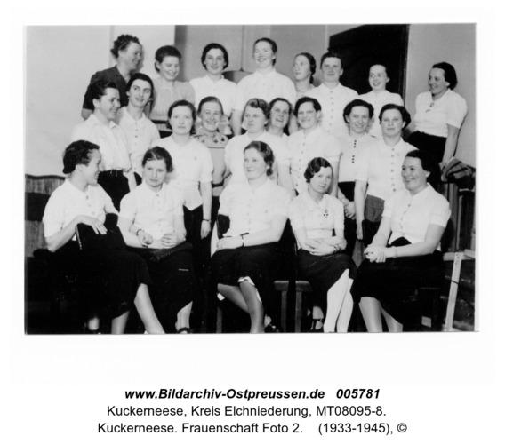 Kuckerneese. Frauenschaft Foto 2
