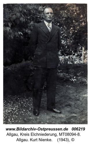 Allgau. Kurt Nienke